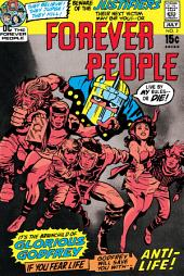 The Forever People (1971-) #3