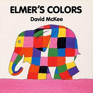 Elmer s Colors Board Book PDF