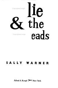 Ellie   the Bunheads Book