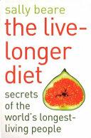 The Live Longer Diet