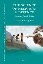 The Science of Religion: A Defence