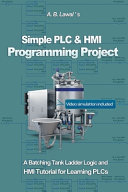 Simple PLC & HMI Programming Project