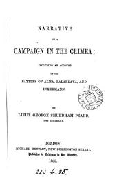 Narrative of a campaign in the Crimea
