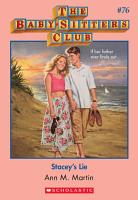 The Baby Sitters Club  76  Stacey s Lie PDF