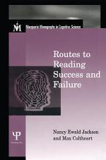 Routes To Reading Success and Failure