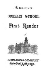 Modern School First Reader