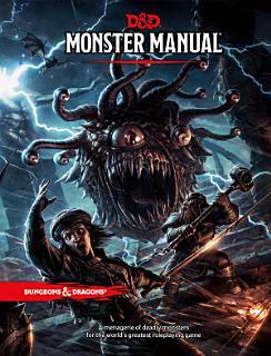 Monster Manual Book