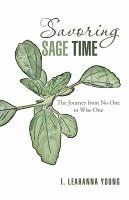 Savoring Sage Time PDF