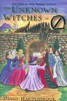 The Unknown Witches of Oz PDF