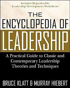 The Encyclopedia of Leadership PDF