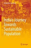 India s Journey Towards Sustainable Population PDF