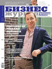 Бизнес-журнал, 2008/14: Волгоградская область