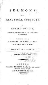 Sermons on Practical Subjects: Volume 4