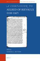 A Companion to Aelred of Rievaulx  1110   1167  PDF