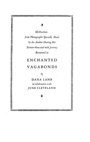 Enchanted Vagabonds