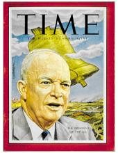 TIME Magazine Biography--Dwight Eisenhower