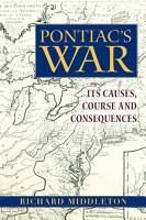 Pontiac s War PDF