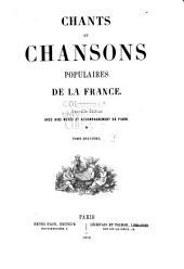 Chants et chansons populaires de la France