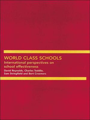 World Class Schools PDF