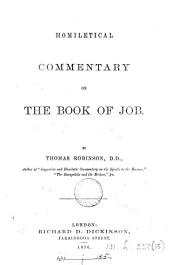 Homiletical commentary on the book of Job: Volume 15