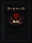 The Art of Diablo Book