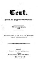 Teut  Jahrbuch der junggermanischen Gesellschaft PDF
