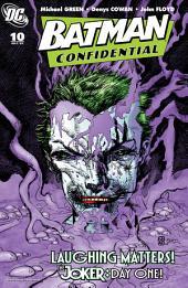 Batman Confidential (2006-) #10