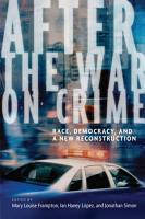 After the War on Crime PDF
