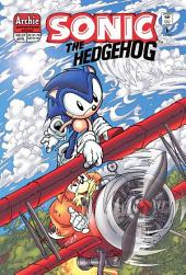 Sonic the Hedgehog #57