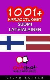 1001+ harjoitukset suomi - latvialainen