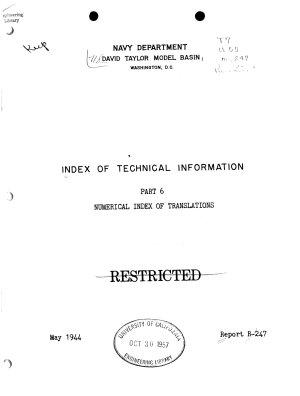 DTNSRDC PDF