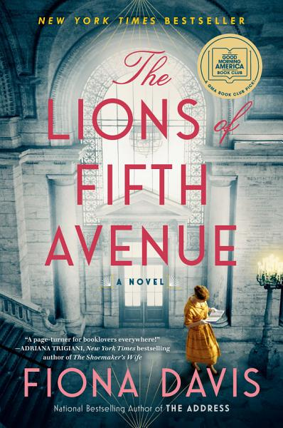 Download The Lions of Fifth Avenue Book