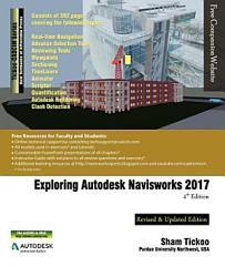 Exploring Autodesk Navisworks 2017  4th Edition PDF