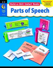 Build-a-Skill Instant Books: Parts of Speech, Gr. 2–3, eBook: Parts of Speech