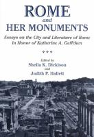 Rome and Her Monuments PDF