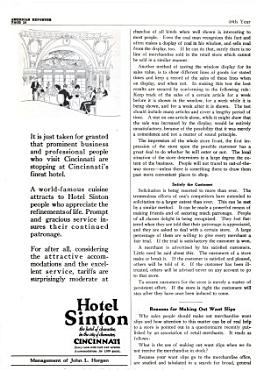 AMERICAN EXPORTER  A MONTHLY JOURNAL OF FOREIGH TRADE   48TH YEAR PDF