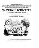 Naturgeschichte der ausl  ndischen Fische PDF