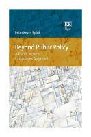 Beyond Public Policy PDF