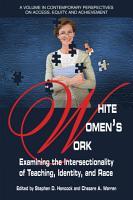 White Women s Work PDF