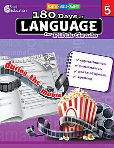 180 Days of Language for Fifth Grade PDF