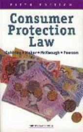 Consumer Protection Law