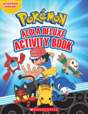 Alola Deluxe Activity Book