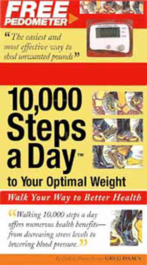 10 000 Steps a Day to Your Optimal Weight
