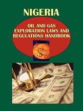 Nigeria Oil and Gas Exploration Laws and Regulations Handbook