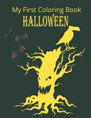 My First Coloring Book Halloween PDF