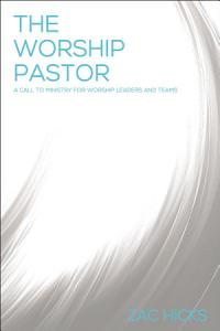 The Worship Pastor Book
