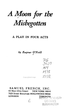 A Moon for the Misbegotten PDF