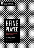 Being Played  Gadamer and Philosophy   s Hidden Dynamic PDF