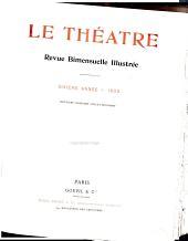 Le Théâtre: Volume6,Partie2
