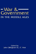 War and Government in the Middle Ages
